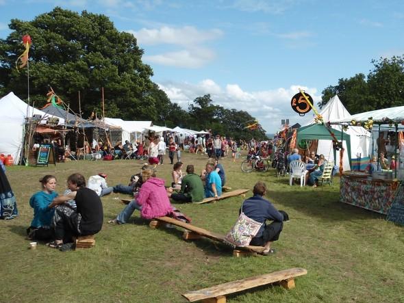 permaculture festivals