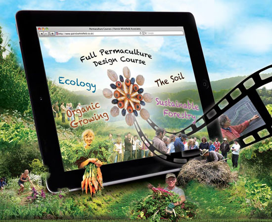 The Land Course Online - Permaculture Courses