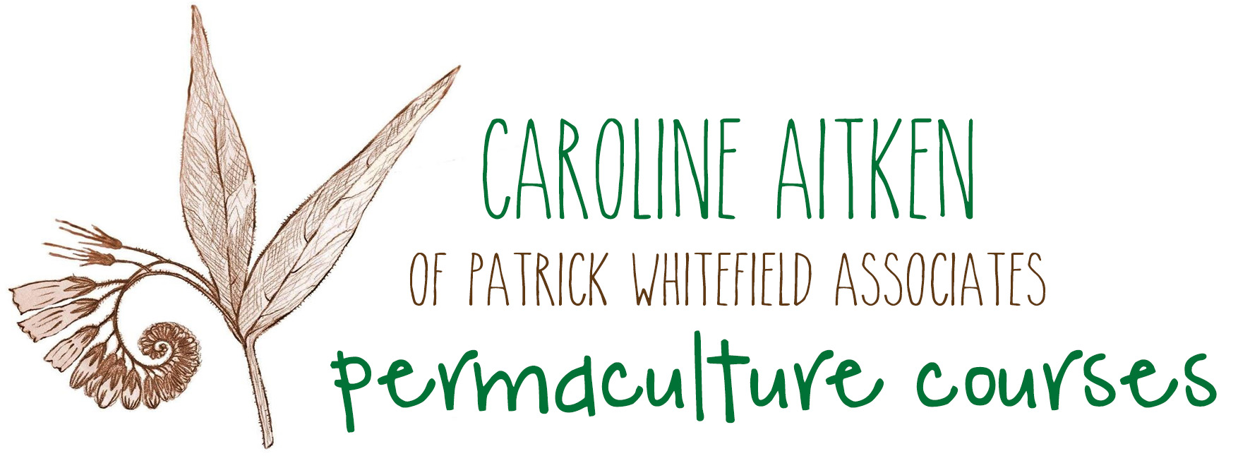permaculture courses whitefield aitken